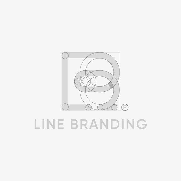 line branding