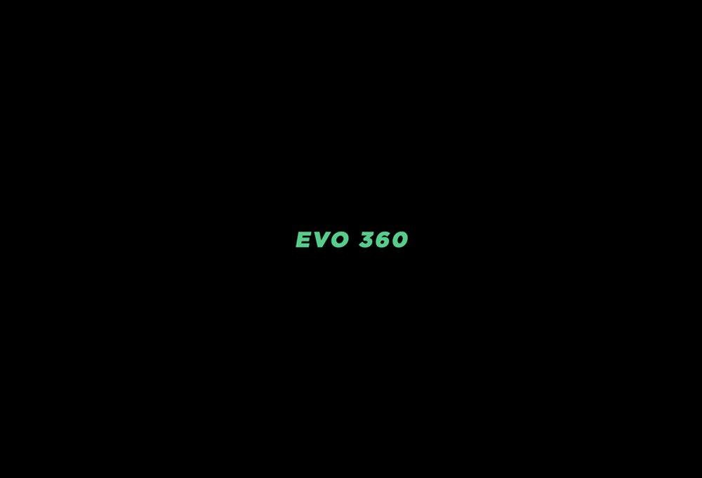 logotipo evo 360